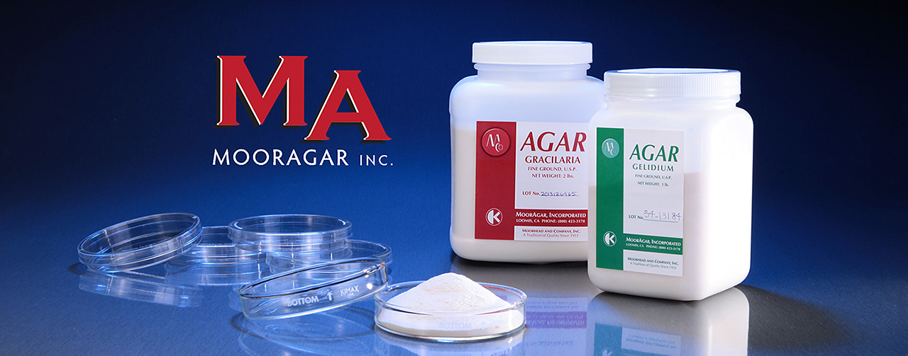 MoorAgar Inc Gracilaria and Gelidium products